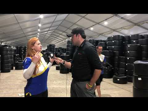 "Take A Tour Through Michelin's ""Tire Mahal"" At Sebring"