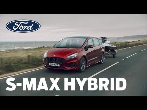 Musique publicité Ford Nouveau S-MAX Hybrid | Ford Hybrid    Juin 2021