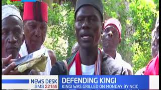 Defending Kingi: Mijikenda elders defend Amason Kingi