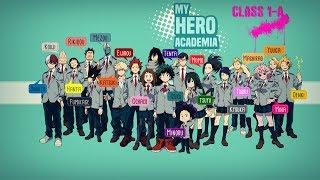 Gambar cover Boku no Hero Academia Season 3 Ending Full『miwa - UPDATE』 (ENG SUB)