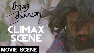 Climax - Tharai Thappattai   M. Sasikumar   Varalaxmi Sarathkumar   Ilaiyaraaja