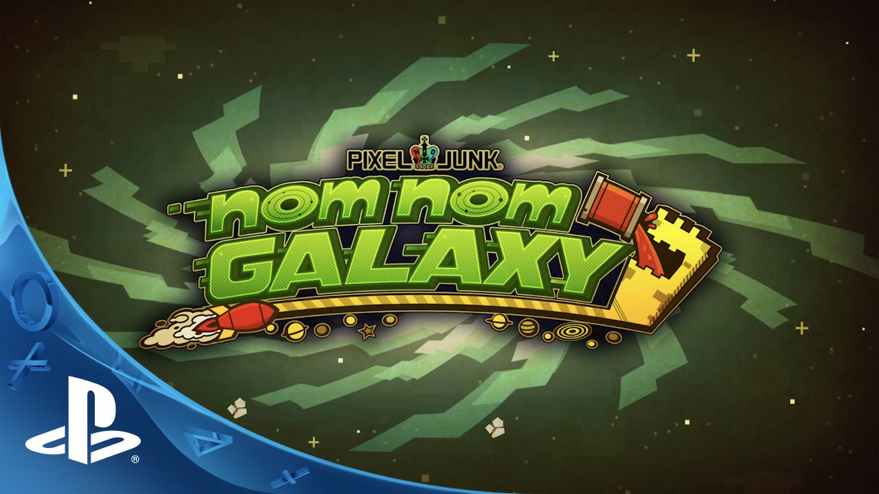 Nom Nom Galaxy Lands on PS4 Next Week