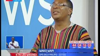 Wako Wapi: Aliyekuwa Mbunge wa Wundanyi Mheshimiwa Mwandawiro Mghanga
