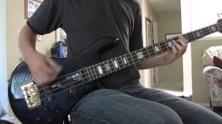 Chevelle - The Meddler Bass Cover (New Version)
