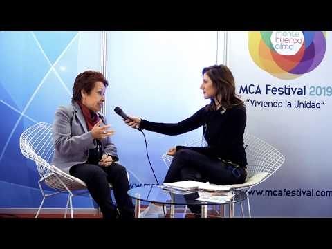 Entrevista a Amanda Céspedes en MCA Festival 2019