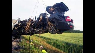 ВИДЕО АВАРИЙ ДТП АВТОМОБИЛЕЙ И МОТО СНЯТЫХ НА ВИДЕОРЕГИСТРАТОР Car Crash Channel №25
