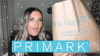 A HUGE PRIMARK HAUL JANUARY 2020 *bargains*