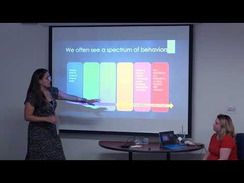 UNM faculty members get tips on dealing with disruptive students