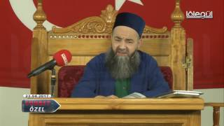 23 Nisan 2017 Tarihli Sohbet Özel Mirac Kandili - Cübbeli Ahmet Hocaefendi