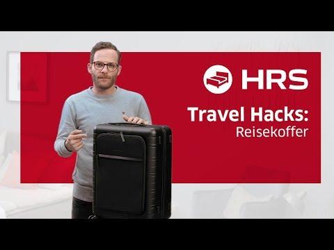 ► Top Reisekoffer im Test ✓ Besser unterwegs mit HRS ║ Koffer Tipps 👜
