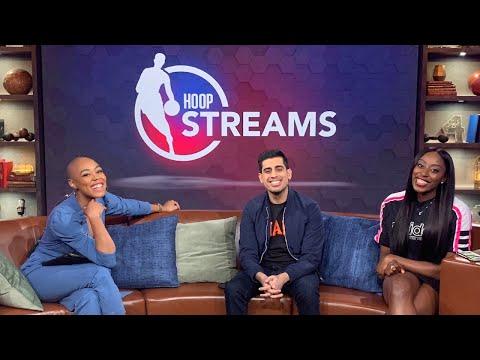 Donovan Mitchell, NBA Mid-season Awards | Hoop Streams with Omar Raja & Chiney Ogwumike