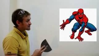 איך לשפץ קירות בבית, שפכטל אמריקאי