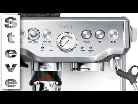 BREVILLE BARISTA EXPRESS – Unboxing and Review