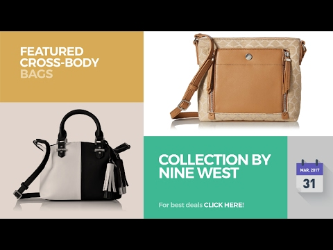 Collection By Nine West Featured Cross-Body Bags