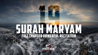 SURAH MARYAM - HEART TOUCHING QURAN