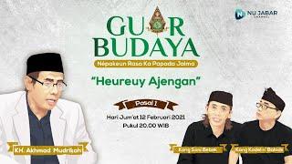 GUAR BUDAYA #1 HEUREUY AJENGAN   SONI BEBEK BARENG ABAH ACHMAD