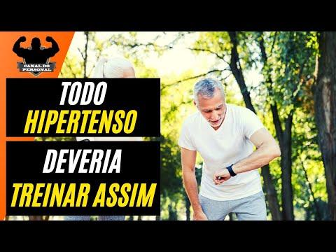 Distonia venoso-arterial do tipo hipertensiva