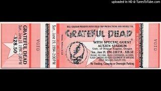 """Grateful Dead - """"El Paso"""" (Autzen Stadium, 6/19/94)"""