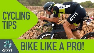 How To Cycle Like A Pro | Cycling Tips For Triathletes