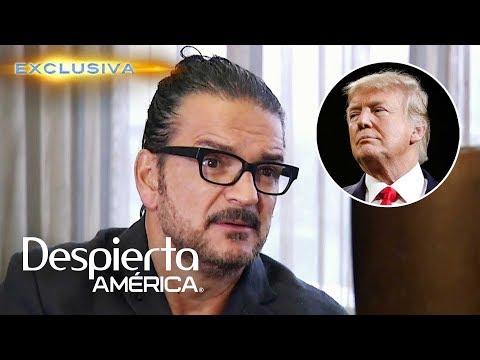 Ricardo Arjona revela si le compondría una canción a Donald Trump