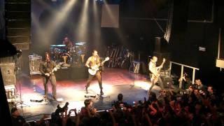 Trivium - Drowned And Torn Asunder (05.11.2011, Milano, Magazzini Generali)