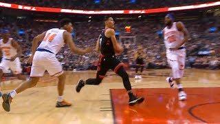Jeremy Lin Highlights - Knicks at Raptors 3/18/19