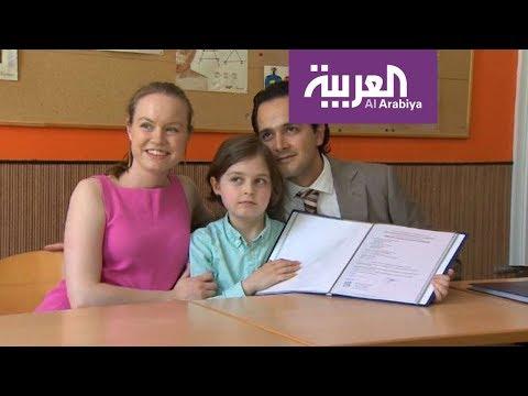 العرب اليوم - شاهد: طفل ينهي دراسته  الثانوية في عمر 8 سنوات
