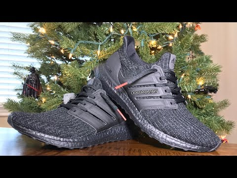 Another adidas Ultra BOOST 4.0 Triple Black?! • Review & On-Feet | DOCUMONTARY