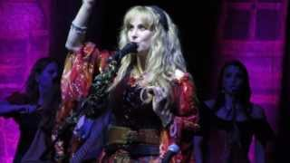 Blackmore's Night - Dancer and the Moon (18.06.2013, Crocus City Hall, Moscow, Russia)