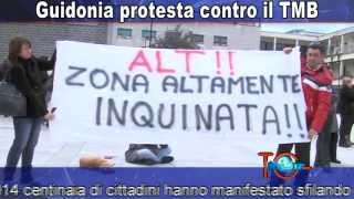 preview picture of video 'Manifestazione Contro il TMB a Guidonia Montecelio'