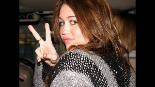 Miley Cyrus Peace  :)