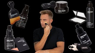 WAR PAINT Makeup For Men | Honest Review | Worth £143?