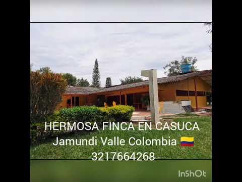 Fincas y Casas Campestres, Venta, Jamundí - $620.000.000