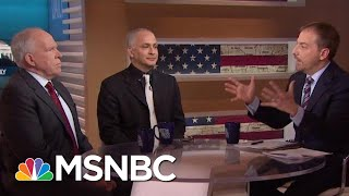 Brennan And Wittes: 'Russians Could Do Potential Damage' In Trump-Russia INVEST | MTP Daily | MSNBC