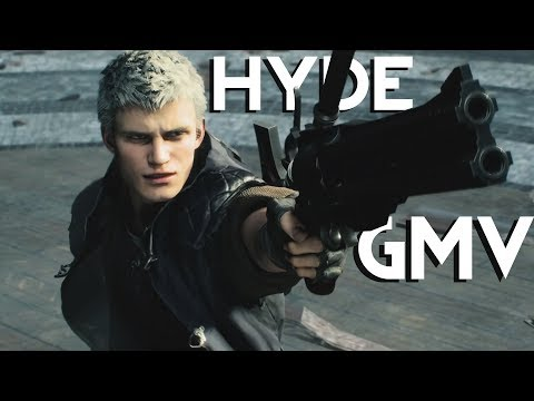 "Devil May Cry 5 - Hyde ""MAD QUALIA"" 【GMV】"