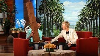 <b>Pharrell Williams</b> Impressive Career