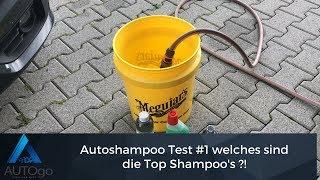 Autoshampoo Test #1 Dodo Juice /R222 Bodywork Conditioning und CarPro Reset Intensive