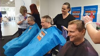 The World's Greatest Shave 2018