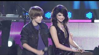Justin Bieber  Singing To Selena Gomez On Stage   One Less Lonely Girl [HD  1080p]
