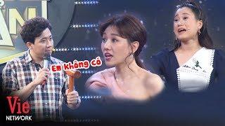 Lâm Vỹ Dạ đốt nhà vợ chồng Xìn - Ri khi tố Hari Won quay chương trình nào thấy trai cũng sáng mắt