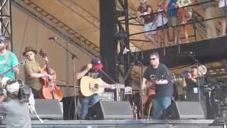 """Trampled by Turtles  - """"Help You"""" Live at Hangout Music Festival 2015"""