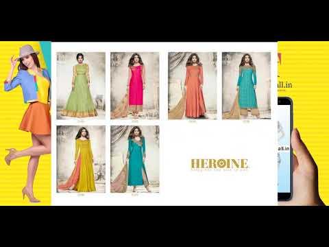 Shangrila Alisha Bollywood Style Fancy Designer Saree Catalog Collection