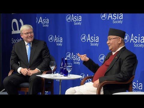 Peace, Democracy, and Development: Nepal's Prime Minister K. P. Sharma Oli