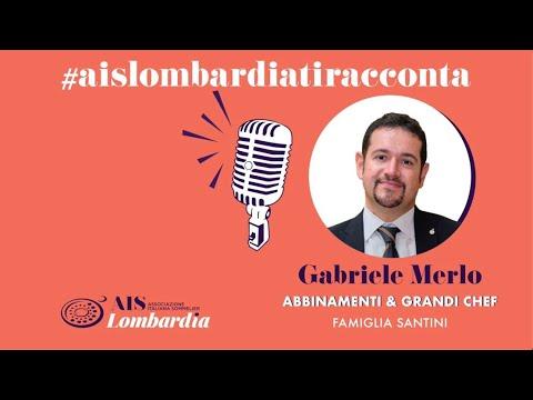 #aislombardiatiracconta | Abbinamenti & Grandi Chef - Famiglia Santini