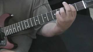 Alone Again - Dokken - Guitar Cover