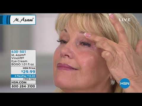 M. Asam Vinolift Eye Cream BOGO  1.01 fl. oz.