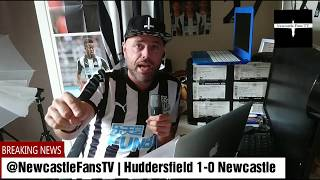 Huddersfield Town 1-0 Newcastle United | Instant thoughts