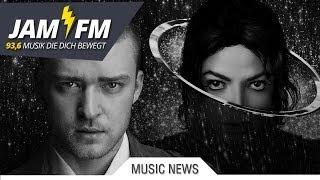 MUSIC NEWS: MICHAEL JACKSON FT. JUSTIN TIMBERLAKE - LOVE NEVER FELT SO GOOD