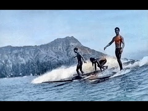 The Royal Sport: Jack London on Surfing
