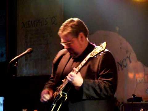 Bill Roberts, Blue Smoke Detroit MI